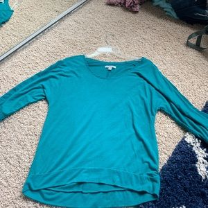 American eagle light weight long sleeve
